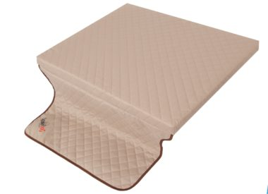 matras light trunk met sterke handnaaien